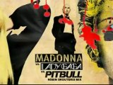 Lady GaGa feat. Pitbull and Madonna - You Know I Want Love Celebration [HQ]