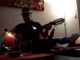 Essai Caramba Carambita Rumba flamenco guitare 13 Juillet 2011