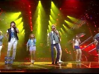 SHINee & f(x) - Special Stage _ Hello