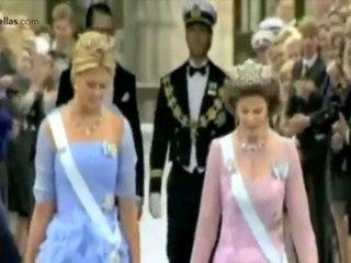 Boda Victoria de Suecia los mejores vestidos
