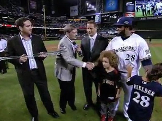 [2011.07.12] MLB All Star Game highlights