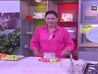 Choumicha recette - Macarons colorés