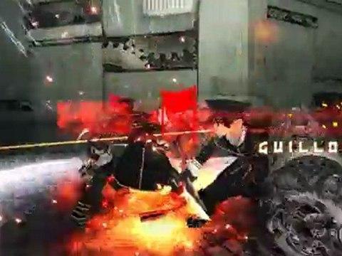 AFJV : S4 League - Iron Eyes - Trailer