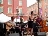 SOIREE DU NICE JAZZ FESTIVAL LE 12 JUILLET 2011 ( jazz de rue et extraits )
