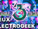 """Jeux Electrogeek 82 test """"Mortal Kombat 3"""""""