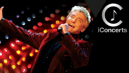 iConcerts - Barry Manilow - Mandy (live)