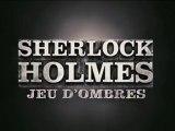 Sherlock Holmes 2 : Jeu d'Ombres - Bande-Annonce / Trailer #1 [VF|HD]