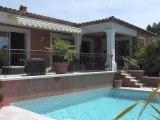 Maison Villa - Achat Vente  Sainte Maxime(83120) - 250 m2  vue mer N° 11876v - Excellence immobilier