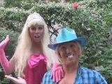 BARBIE GIRL... Fille Barbie de Eau - une vidéo Comédie et Humour