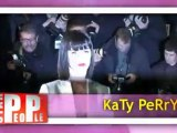 Katy Perry victime d'une intoxication ?