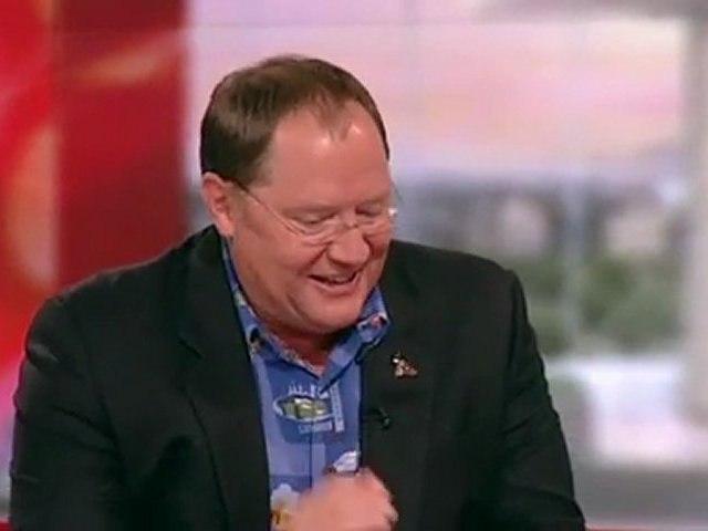John Lasseter talks about Toy Story 4