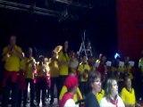 animation le 13-07-2011 a saint antonin noble val avec la banda los amigos video1)