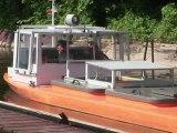 Formation de capitaines sur des bateaux miniatures