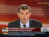 Nicolas Doze - 14/07/2011 - Moins d'un mois avant la faillite des Usa?