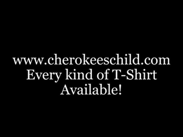 Cherokee's Child Tee Shirts; T-shirt store for top quality Tee Shirts