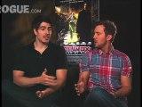 Cast Interviews - Featurette Cast Interviews (English)