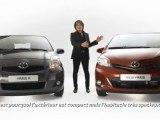 Le designer Dezi Nagaya présente la Nouvelle Toyota Yaris 2011