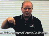 Private Motorhome RV Rentals - RV Rentals In California - Class B RV Rentals California - Toy Hauler