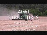 Agri Structures - Récolte de la menue paille - Récupérateur de menue paille