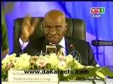 [ VIDEO ] Rencontre Wade - Elus locaux : Discours de Me Abdoulaye  Wade