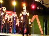 PRESENTATION FIN DE SPECTACLE (5 LES GARCONS) LE 25 JUIN 2011