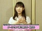 [AKB48-Fansub] Kashiwagi Yuki - Shukan AKB 100Q Vostfr
