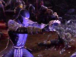 Rain Character Bio de Mortal Kombat 9