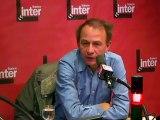 """Michel Houellebecq """" Je ne suis pas un citoyen et j'ai pas envie de le devenir."""""""