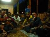 Chants traditionnels @ Bornéo