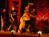 Spectacle de danse hip hop @ Laos