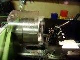 Usinage de supports BL HPI pour moteur Mamba