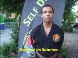 Combat Hapkido Selbstverteidigung