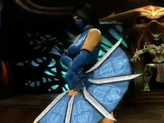 Klassik Jade and Kitana de Mortal Kombat 9