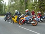 balade  motos et trikes a Peymilou du 16 07 2011