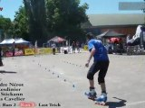 Finale Consolante Slalom Homme @Grenoble 2011