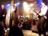 Concert de Cannibal Kiss à la Boule Noire