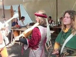 Omegang 2011 - Les Troubadours d'Aliénor - Chanson Le prince d'Orange