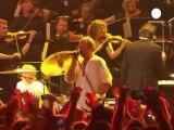 Du rock et du funk en clotûre du 45ème Montreux jazz...