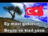 Bayrak Şiiri Arif Nihat Asya (FON MÜZİKLİ)