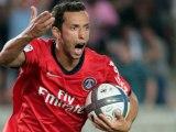 Paris Saint Germain : Les 10 plus beaux buts de la saison 2010-2011