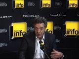Yves Cochet, député Verts 12 10 2010