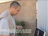 Première tour-nichoir à hirondelles sur un site industriel en France