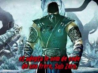 Trailer Sub-Zero de Mortal Kombat 9