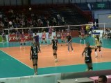 Open de Volley Feminin Generali 2010 Cannes vs Nantes Part1