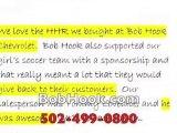 Bob Hook Chevrolet Louisville KY Reviews