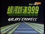 Génerique De La Série Galaxy Express 999 VO 2001 Mangas
