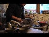 Démo tournage poterie