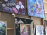 atelier d'artistes à maïkop - octobre 2010