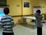 Présentation de Kinect sur Xbox360 à Nantua 09