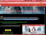 GEUNINE BETA KEYS ASSASSINS CREED BROTHERHOOD XBOX360,PS,PC
